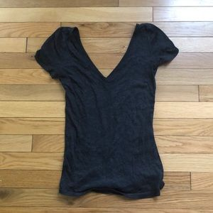 BDG V Neck Top